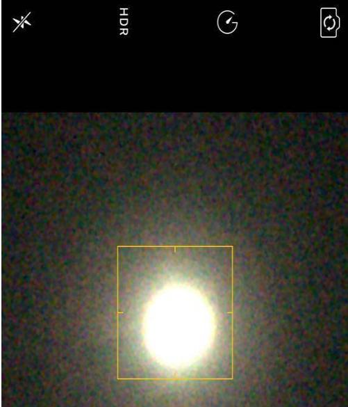 iPhone12pro怎样拍摄月亮?iPhone12pro拍摄月亮技巧分享截图